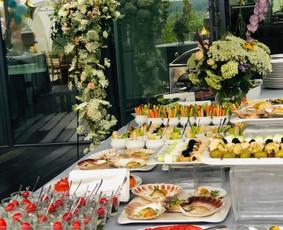 Balta Karūna - vestuvių floristika,dekoravimas,koordinavimas / Balta Karūna / Darbų pavyzdys ID 715957