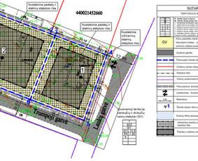 Sklypų formavimas (pertvarkymas), detalieji planai
