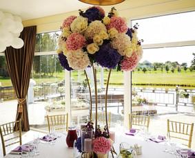 Vestuvių planuotoja ir floristė