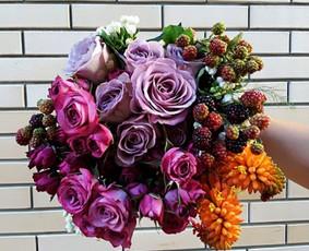 Balta Karūna - vestuvių floristika,dekoravimas,koordinavimas / Balta Karūna / Darbų pavyzdys ID 719027