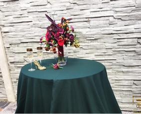 Balta Karūna - vestuvių floristika,dekoravimas,koordinavimas / Balta Karūna / Darbų pavyzdys ID 719029