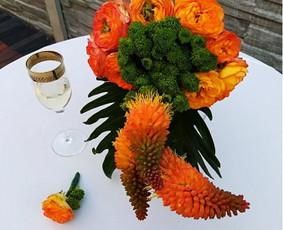 Balta Karūna - vestuvių floristika,dekoravimas,koordinavimas / Balta Karūna / Darbų pavyzdys ID 719037