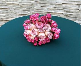 Balta Karūna - vestuvių floristika,dekoravimas,koordinavimas / Balta Karūna / Darbų pavyzdys ID 719043