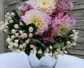 Balta Karūna - vestuvių floristika,dekoravimas,koordinavimas / Balta Karūna / Darbų pavyzdys ID 719051