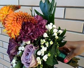 Balta Karūna - vestuvių floristika,dekoravimas,koordinavimas / Balta Karūna / Darbų pavyzdys ID 719053