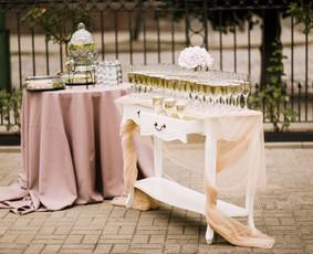 Vaišių staliukas po ceremonijos / Indrė / Darbų pavyzdys ID 719325