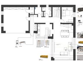 Interjero dizaino projektai / Gintarė Stonkienė / Darbų pavyzdys ID 720189