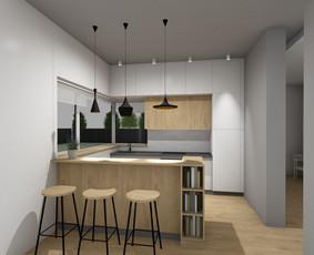 Interjero dizaino projektai / Gintarė Stonkienė / Darbų pavyzdys ID 720239