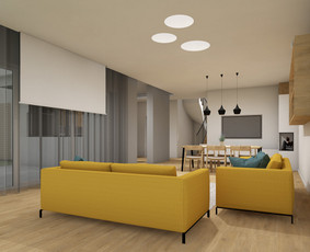 Interjero dizaino projektai / Gintarė Stonkienė / Darbų pavyzdys ID 720241