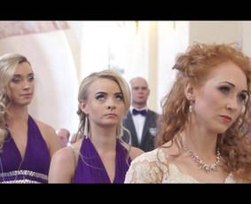 Vestuvių, jubiliejų ir asmeninių švenčių filmavimas / Kęstutis / Darbų pavyzdys ID 91778