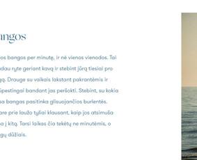 Tekstų rašytoja, komunikacijos specialistė / Agnė Kruopytė / Darbų pavyzdys ID 723401