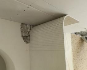 Gipso kartono montavimas Klaipėdoje / Egidijus Razmas / Darbų pavyzdys ID 724591