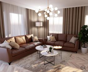 Interjero dizainas ''Daina Design Studio'' / Daina Petravice / Darbų pavyzdys ID 725097