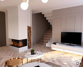 Interjero dizainas ''Daina Design Studio'' / Daina Petravice / Darbų pavyzdys ID 725099