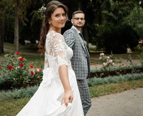 Išsvajotos vestuvinės suknelės kūrimas ir siuvimas / ReCut / Darbų pavyzdys ID 725165