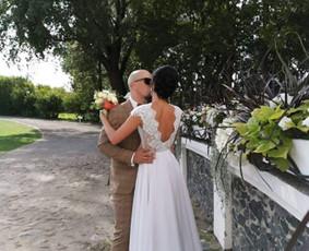 Išsvajotos vestuvinės suknelės kūrimas ir siuvimas / ReCut / Darbų pavyzdys ID 725169