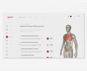3D internetinių svetainių kūrimas
