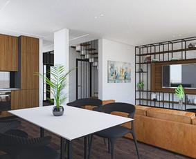 Udizainas - interjero dizainas / Ugnė Stasionė / Darbų pavyzdys ID 727599