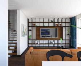 Udizainas - interjero dizainas / Ugnė Stasionė / Darbų pavyzdys ID 727603
