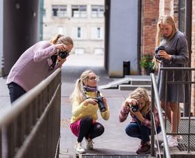 Fotografijos kursai visoje LIETUVOJE