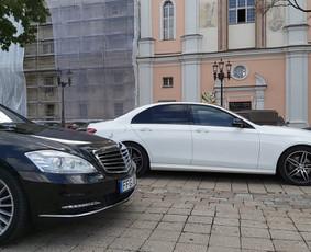 Prabangių automobilių nuoma Kaune, Vilniuje, Klaipėdoje... / Arnoldo transportas ir taksi, MB / Darbų pavyzdys ID 729929