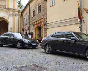 Prabangių automobilių nuoma Kaune, Vilniuje, Klaipėdoje... / Arnoldo transportas ir taksi, MB / Darbų pavyzdys ID 729961