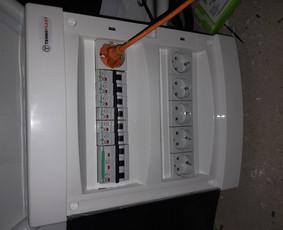 Greiti ir kokybiski elektros remonto bei instalecijos darbai