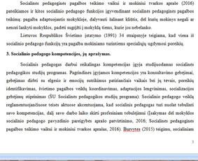 Konsultavimas rengiant rašto darbus / Gerda / Darbų pavyzdys ID 731157