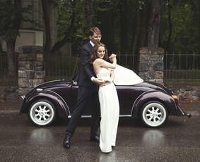 Priimu rezervacijas 2020 m. vestuvėms