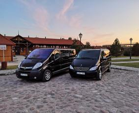 Mikroautobusai Jūsų kelionėms, šventėms ar svečiams
