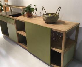 Baldų dizainas ir projektavimas, baldų gamyba