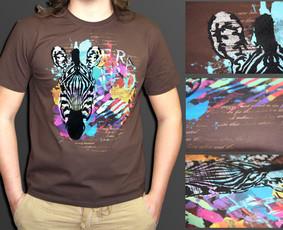 Tiesioginė spauda ant marškinėlių