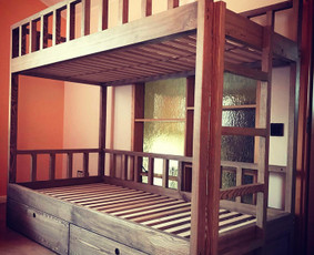 Wood Trails baldai namams ir verslui