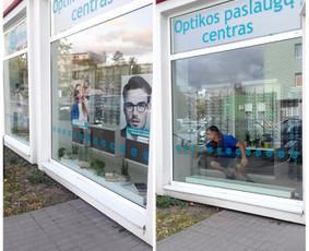 Kokybiškas langų valymas - patalpų valymas