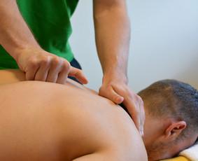 Gydomieji sveikatinantys masažai