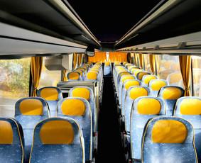 Mikroautobusų, autobusų ir minivenų nuoma
