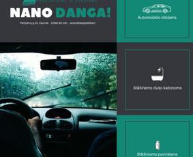 Automobilių stiklų keitimas ir taisymas