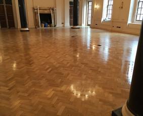 Parketo ir kitų medinių grindų įrengimas bei atnaujinimas / Stora Lenta / Darbų pavyzdys ID 739229