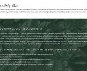 Craftmark Studio - tekstai rinkodarai, pardavimams Lt / En / Neringa Klevaitė-Vežbickienė / Darbų pavyzdys ID 739615