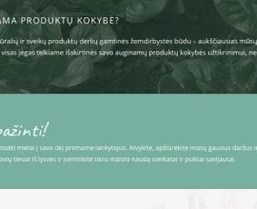 Craftmark Studio - tekstai rinkodarai, pardavimams Lt / En / Neringa Klevaitė-Vežbickienė / Darbų pavyzdys ID 739617