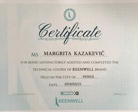 Med. kosmetologė Margarita Kazakevič Vilnius / Margarita Kazakevič / Darbų pavyzdys ID 740183