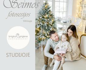 Fotostudija Vilniuje - Brigita Grigiene Photography