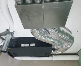 Visų tipų vėdinimo sistemų montavimas, priežiūra / uab statventa / Darbų pavyzdys ID 743757