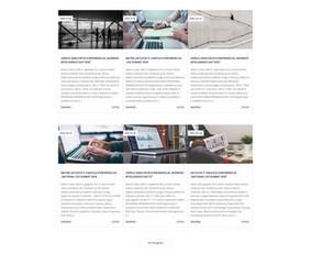 Internetinių svetainių ir el. parduotuvių kūrimas / Marius Zienius / Darbų pavyzdys ID 744397