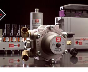 Brc dujų įranga, Brc dujų įrangos montavimas