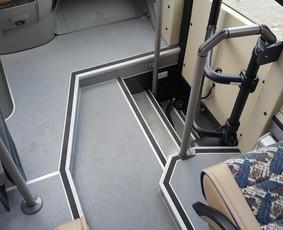 Mikroautobusų ir autobusų nuoma