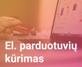 Internetinių svetainių kūrimas nuo 300 Eur. Svetaine300.lt