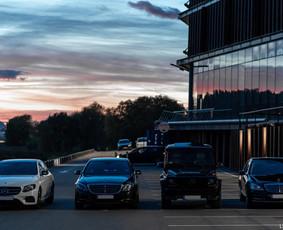 Mercedes automobilių nuoma su vairuotoju