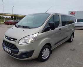Mikroautobusiuku nuoma Ford Transit Custom