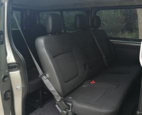Mikroautobusu nuoma Opel Vivaro